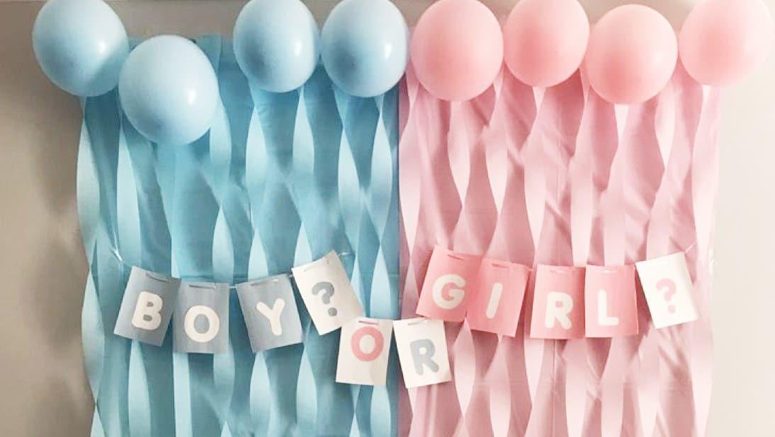 Fun Gender Reveal Ideas Naps N Dreams